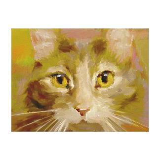 Felino - impressão das canvas da arte de Digitas Impressão Em Tela Canvas