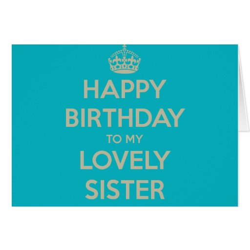 Feliz aniversario a minha irmã bonita cartoes