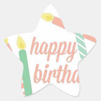 Feliz aniversario adesito estrela