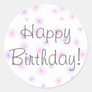 Feliz aniversario! adesivo