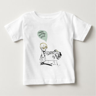 feliz aniversario jesus camiseta