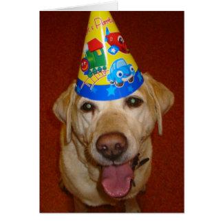 Feliz aniversario Prima Cartoes