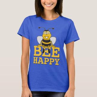 Feliz Bumble a abelha Camiseta