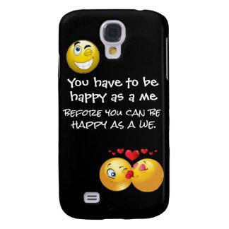 Feliz como nós capa de telefone