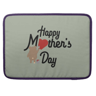 Feliz dia das mães Zg6w3 Bolsa MacBook Pro