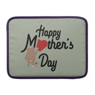 Feliz dia das mães Zg6w3 Bolsa Para MacBook Air