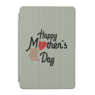 Feliz dia das mães Zg6w3 Capa Para iPad Mini