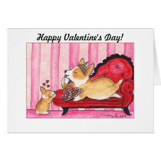 Feliz dia dos namorados! cartão de nota