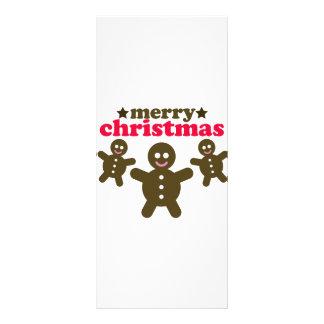 Feliz Natal 10.16 X 22.86cm Panfleto