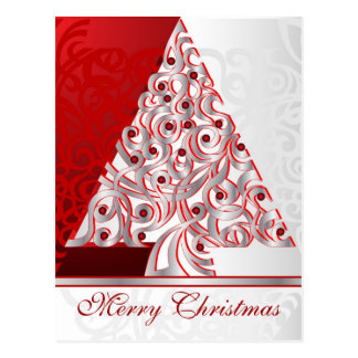 Feliz Natal do cartão Cartão Postal