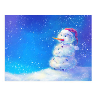 Feliz Natal e feliz ano novo 2014 Cartao Postal