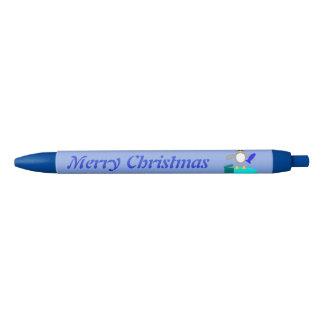 Feliz Natal que pesca a caneta feita sob encomenda