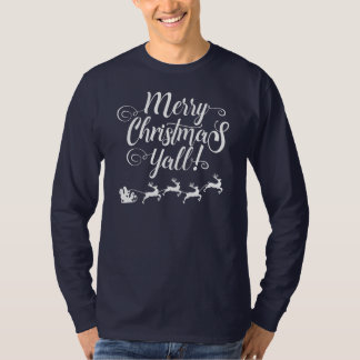 Feliz Natal você camisa da luva do Natal |