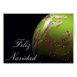 - Feliz Navidad - cartão ESPANHOL