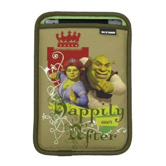 Feliz sempre em seguida luvas iPad mini
