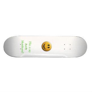 Feliz Shape De Skate 18,7cm