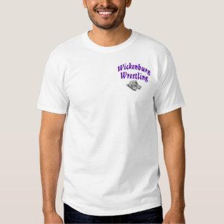 Feltro de lubrificação. Logotipo T-shirt