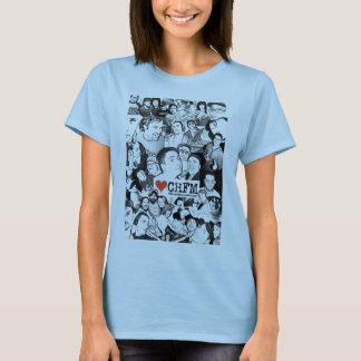 Fêmea do CHFM-Montagem Camiseta