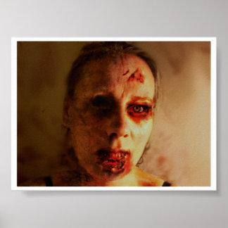Fêmea do zombi pôster