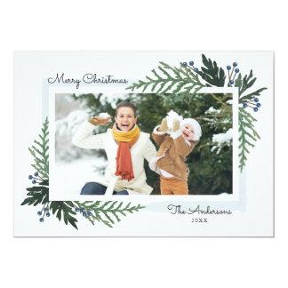 Feriado bonito - cartões de foto de Natal