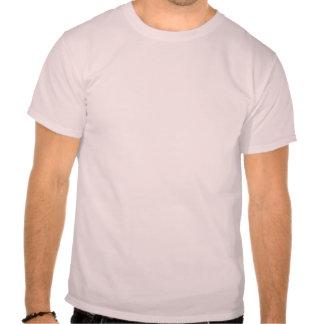 Feriado branco do partido da flor de cetim t-shirt
