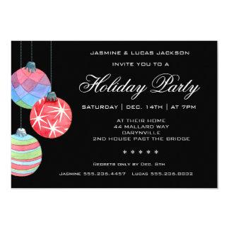 Feriado ou convite festivo da festa de Natal
