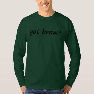 fermentação obtida? t-shirt