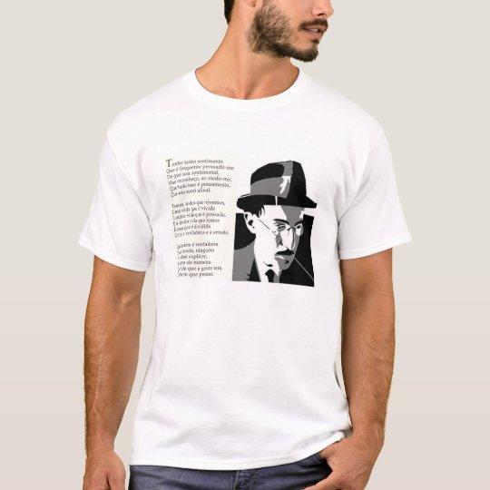 Fernando Pessoa Camiseta