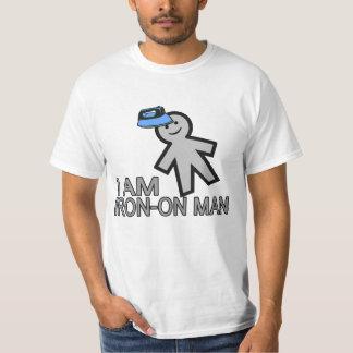 Ferro-No homem Tshirts