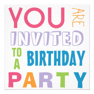 Festa de aniversário adolescente do adolescente da convite