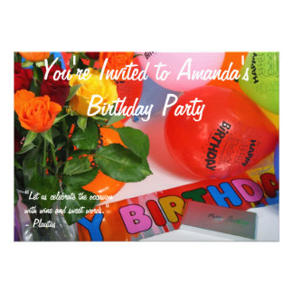 Festa de aniversário adulta