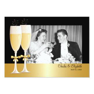 Festa de aniversário do casamento da foto 50th