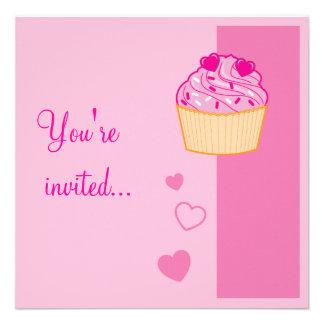 Festa de aniversário do doce dezesseis da surpresa convite