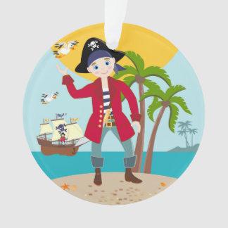 Festa de aniversário do miúdo do pirata