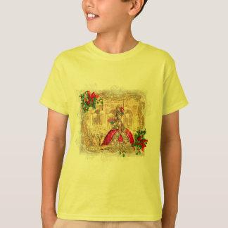 Festa de Natal de Marie Antoinette em Versalhes Tshirts