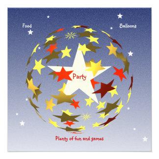 Festa de Natal (me mude) Convite Personalizados
