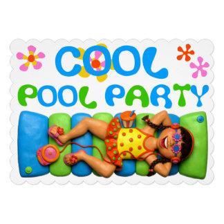 Festa na piscina legal
