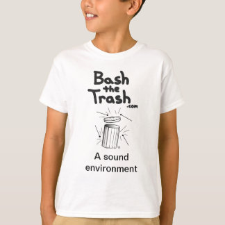 Festança os miúdos do lixo camiseta