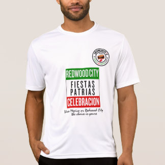 Festas Patrias na camisa 501 de Redwood City