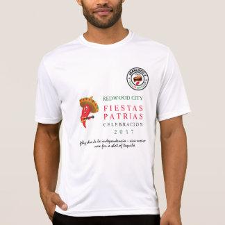 Festas Patrias na camisa 502 de Redwood City