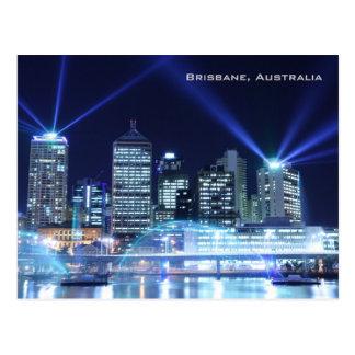 Festival Austrália de Brisbane, cartão