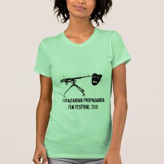 Festival de cinema totalitário da propaganda camisetas