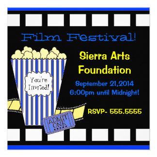 Festival-Pipoca do filme Convite Personalizados