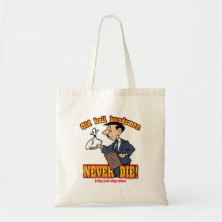 Fiadores da caução bolsas para compras