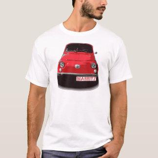 Fiat 500 Biarritz Camiseta