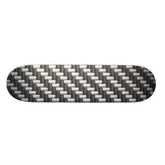 Fibra do carbono de Carbonfiber (falso) Shape De Skate 20,6cm