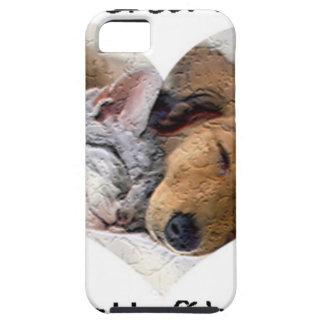 Fibras do amor capa para iPhone 5