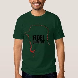 fidel1 t-shirts
