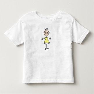 Figura camisa da vara da avó da família