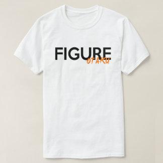 Figura camisa de Otaku T-shirt
